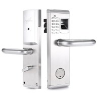 GRT 902 Fingerprint Password Intelligent Card Door Lock