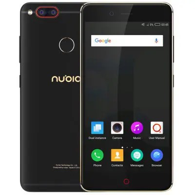 Gearbest Nubia Z17 Mini Snapdragon 652 13.0MP Dual Rear Cameras