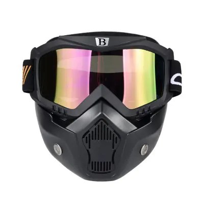 BSDDP MDL0901 Goggles Mask - COLORFUL