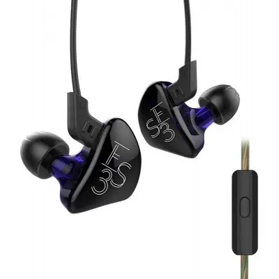 KZ KZ - ES3 In-ear Detachable HiFi Earphones