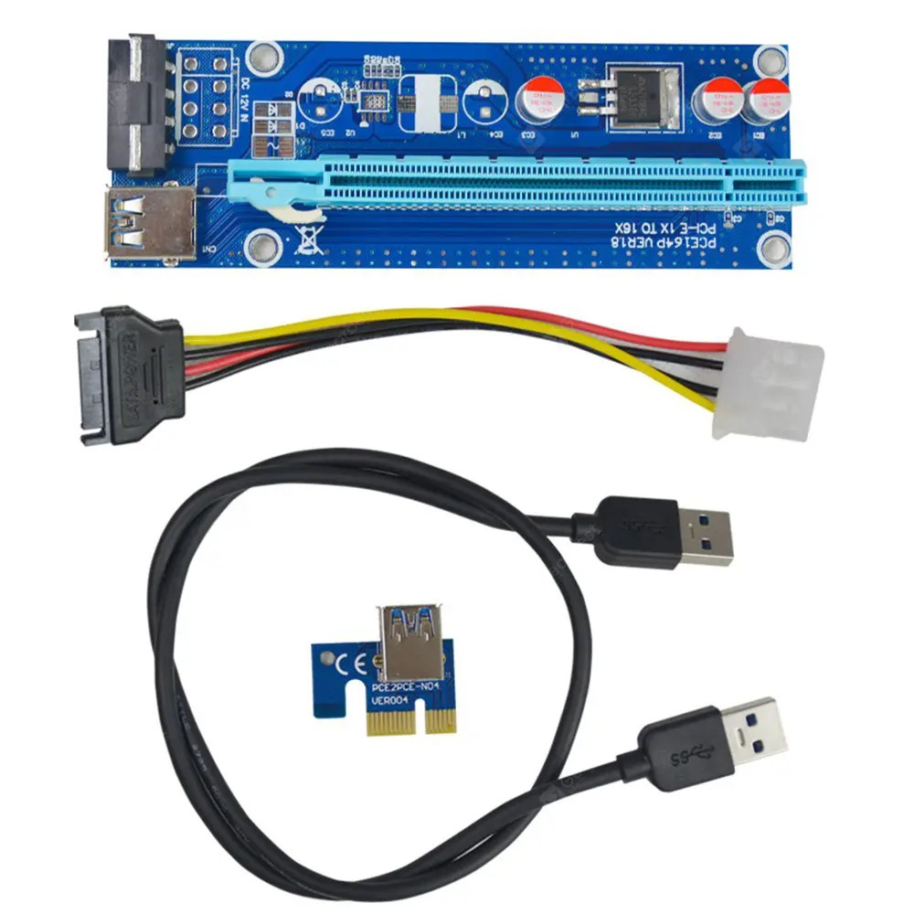 """Segotep PCI Express Riser Card"" Gotd PCI-E 1X Extension Extender Cable Riser Card Flexible Expansion Cord Gotd PCI-E 1X Extension Extender Cable Riser Card Flexible Expansion Cord 20170821145642 40192"