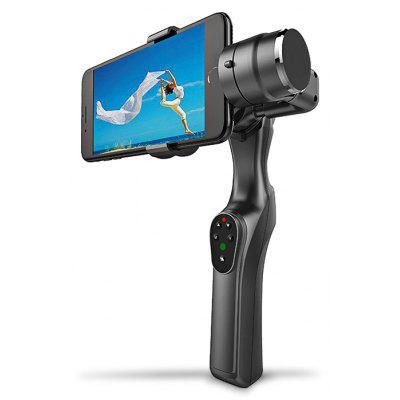 Gearbest IDEAFLY JJ - 1S 2-axis Brushless Handheld Gimbal - COLORMIX 300g Payload Support / Panorama / Time-lapse for Smartphone