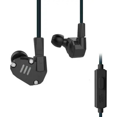 Gearbest KZ ZS6 Custom-built Hybrid HiFi In-ear Earphones