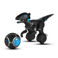 WowWee Taming the Beast Miposaur Smart Robot 6 Game Mode APP Control Gesture Sense + Track Ball