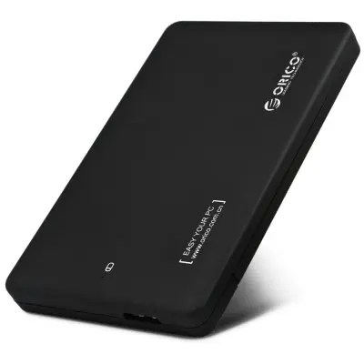ORICO 2599US3-V1 2.5 inch HDD / SSD External Enclosure with LED Indicator