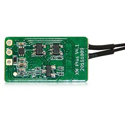 FrSky XM Plus 2.4GHz 16CH SBUS Receiver - GREEN