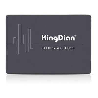 KingDian S400 - 120 120GB Solid State Drive - BLACK