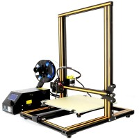 "Résultat de recherche d'images pour ""Creality3D CR - 10S 3D Desktop DIY Printer - COFFEE AND BLACK EU PLUG UPGRADE VERSION gearbest"""
