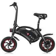 F - wheel DYU D1 12 inch 10Ah Folding Electric Bike ( Deluxe )
