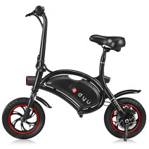 Wheel DYU D1 12 inch 10Ah Folding Electric Bike