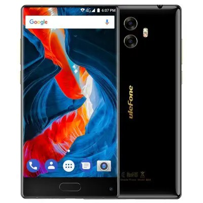 Ulefone Mix 4G Phablet Android 7.0 5.5 inch