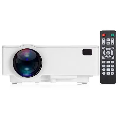 Alfawise A8 Smart Projector - ANDROID VERSION EU PLUG