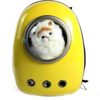 Cats Dogs Carrier Travel Space Capsule Pet Backpack