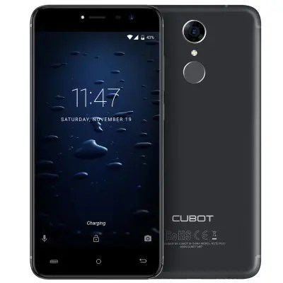 Cubot Note Plus 4G Smartphone 5.2 inch Android 7.0