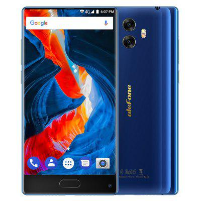 Ulefone Mix 4G Phablet - BLUE