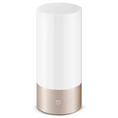 Gearbest Xiaomi Mijia Bedside Lamp Bluetooth Control WiFi Connection