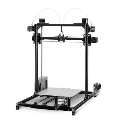FLSUN i3 Plus Dual-extruder Touch Screen DIY 3D Printer Kit