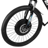 YUNZHILUN iMortor 27.5 inch Wheel Electric Front Bicycle Wheel