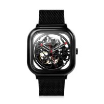 "Résultat de recherche d'images pour ""xiaomi  Stainless Steel Net Band Automatic Mechanical Watch - BLACK"""