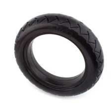Rcharlance Durable Rubber 8.5 inch Solid Tire