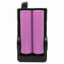 Dual Slot 18650 Rechargeable Li-ion Battery Charger