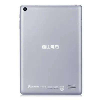 "Cube iPlay 8 7.85"" 1024*768 MTK8163 Android 6.0 Mali-T720 MP2 1G+16G Dual Camera WIFI BT HD Tablet PC"