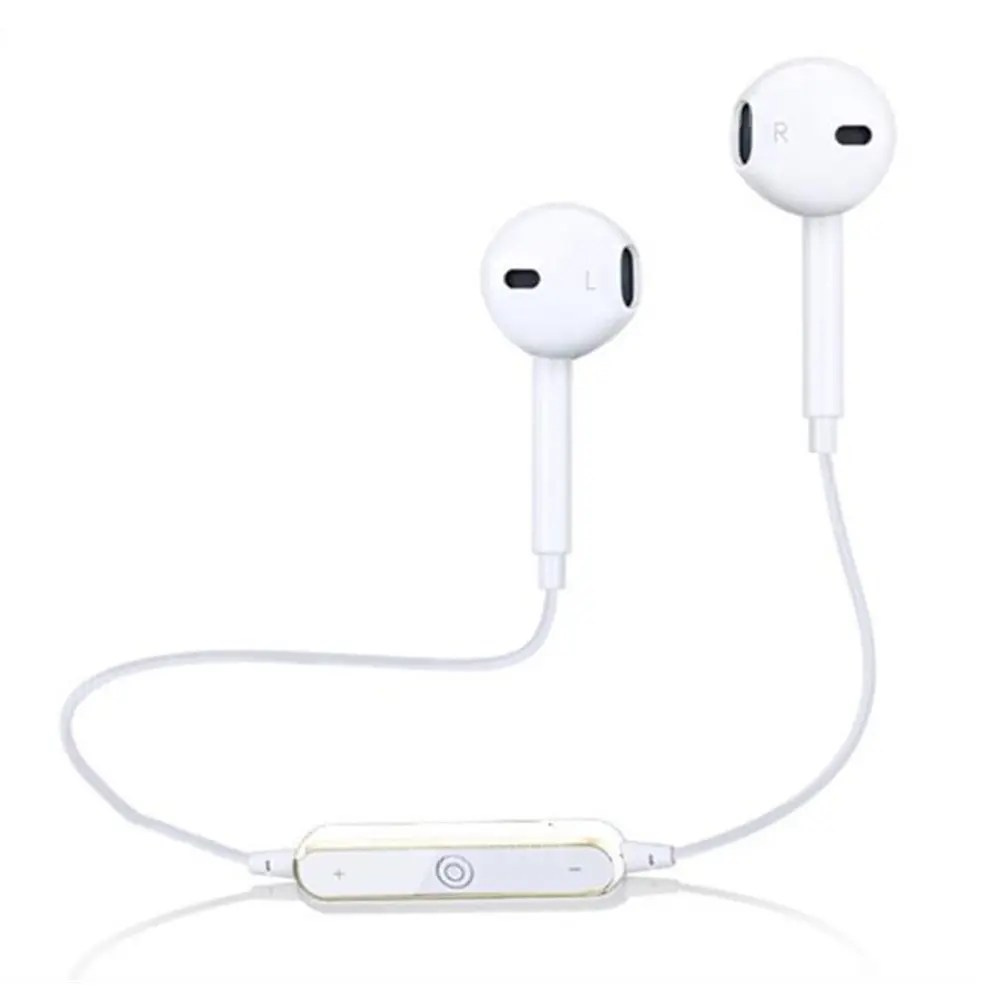 Online shoping: S6 Bluetooth Headphones Dynamic Sport