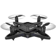 Mini Foldable Drone with Camera FPV Quadcopter Gteng T911W Hover Auto Take Off / Landing