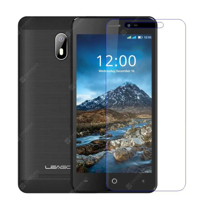 2.5D 9H Tempered Glass Screen Protector Film for LEAGOO Z6