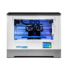 Flashroge Dreamer 3D Printer with Fully Enclosed Chamber Dual Extruder WIFI