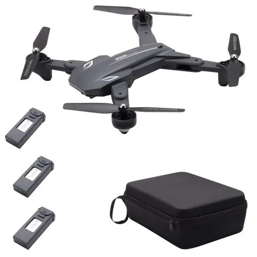 TIANQU VISUO XS816 Optical Flow Positioning Dual Cameras RC Drone - RTF