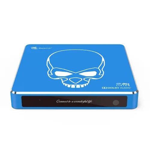 Beelink GT-King Pro Hi-Fi Lossless Sound 4K TV Box With Dolby Audio Dts Listen Amlogic S922X-H 4GB RAM 64GB ROM Android 9.0 Voice Remote Control