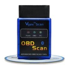 OBD mini ELM327 Bluetooth Wifi OBD2 V2.1 Auto Scanner Car ELM 327 Diagnostic Tool for Android