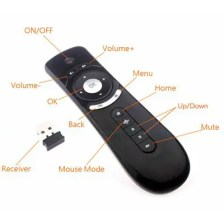 Air Mouse 2.4G Wireless Somatosensory remote-control Built-in 6 Axis Suitable for Android Projector