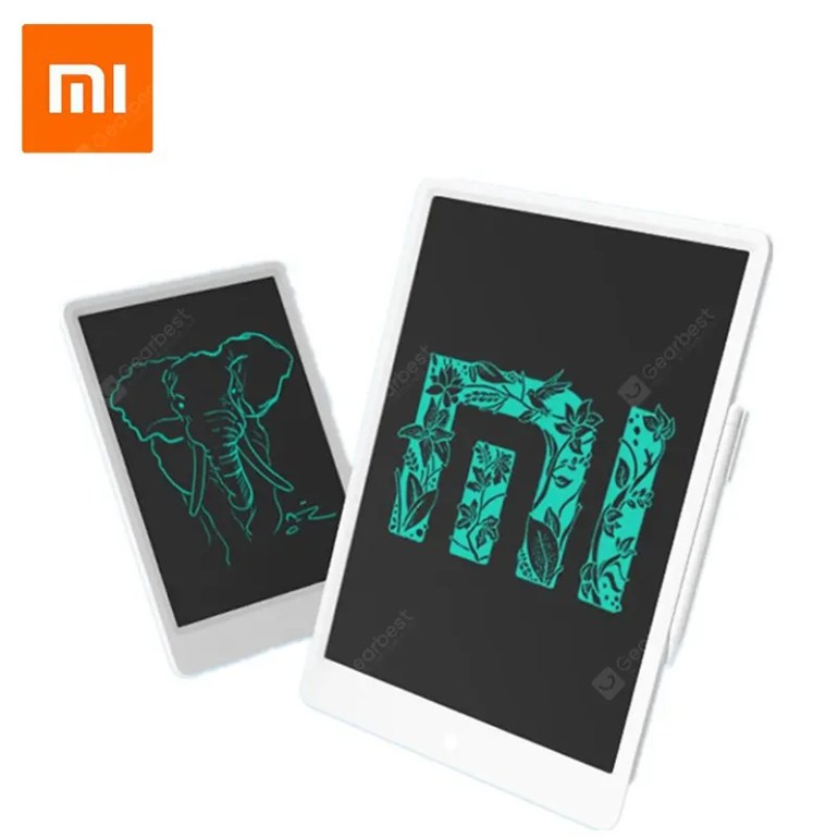 Xiaomi Mijia LCD Writing Tablet Board Electronic Blackboard Handwriting Pad Graphics Board Baby - 10inch China - 14.04€