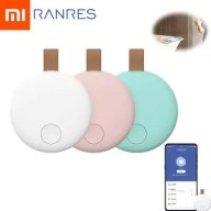 Xiaomi Ranres Smart Anti Lost Device Positioning Alarm Search Tracker Pet Bag Wallet Key Finder
