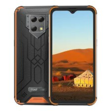 Blackview BV9800 Helio P70 Android 9.0 6GB+128GB Smartphone 48MP Rear Camera IP68 Waterproof 6580mAh 6.3 inch FHD Mobile Phone