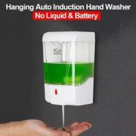 Automatic Sensor Soap Dispenser 600ml Antibacterial Hanging Automatic Induction Hand Washer