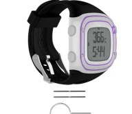 Sports Silicone Bracelet Strap Band For Garmin Forerunner10 15 Smart Watch Male And Female With Tool