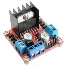 L298N Dual H Bridge Stepper Motor Driver Board for Arduino - products that work with official Arduino boards