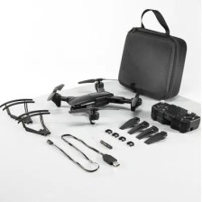 SG701-S GPS Drone with 5G WiFi FPV 4K Dual HD Camera Optical Flow Quadcopter Foldable RC Helicopter VS S167 E520S