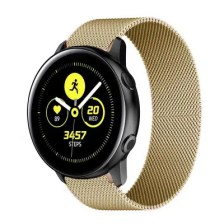 Bracelet For Samsung Galaxy Watch Active 2 1 44mm 40mm Strap Stainless Steel Wrist For Galaxy Watch Active 1 20mm Watch Band 3