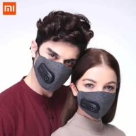 In stock PM2.5 filtered non-medical masks come from Xiaomi Youpin Pure Anti-pollution Air Masks-China Masks
