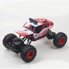 Large Remote Control Car Drift Car Four-wheel Drive Off-road Monster Truck Climbing Alloy High-speed Racing Toy Boy Charged