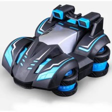 2.4G Creative Trick Suspension Drift Off-road Ruggedness Remote Control Car Charging Electric Toy Car Model Boy