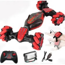 2.4G Gesture Distortion Induced Drift Stunt Vehicle Light Music Traverse Remote Off-road Driving Side Dancing