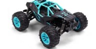Alloy Remote Control Car Four-wheel Drive Off-road Climbing High-speed Magnetic 1:14 Birthday Boy Toy