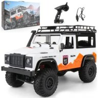 Mang Cattle Full-scale 2.4G Remote Control Four-wheel Drive Off-road Climbing Car Model Children's Toys MN99S