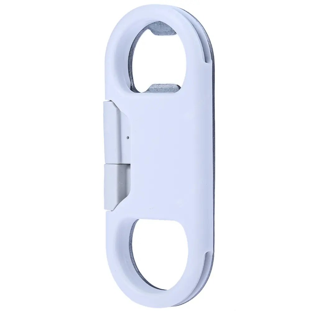Bottle Opener Key Ring Data Line Charging Sync Cable