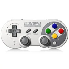8Bitdo SF30 Pro Wireless Bluetooth Controller with Joystick
